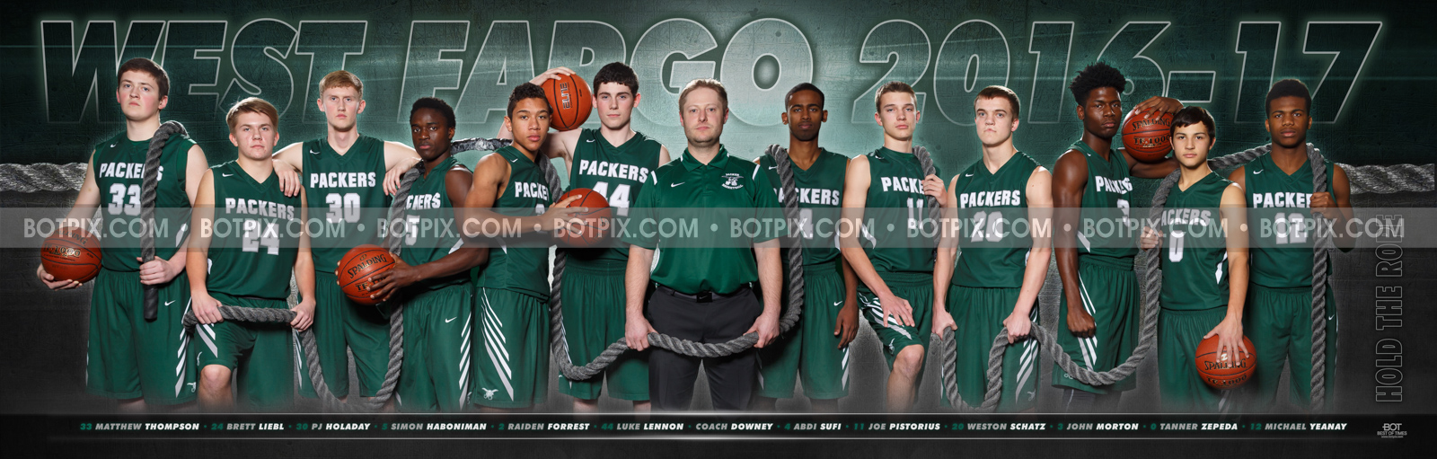 Your Athlete s Details.   required fields. Name  . 1x West Fargo Packers  Varisty Boys Basketball ... 052093924