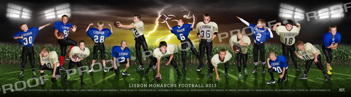 Lisbon Monarchs 4th grade 2013 WEB